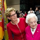 Hazel McCallion urges province to open protected land for housing