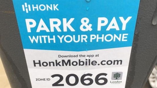 Oakville introduces pay-by-phone parking in lots