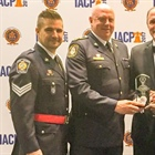 Halton police receive international award